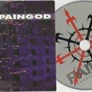 Paingod - Paingod -FULL PROMO- (CD 1997) SLIPCASE / 24HR POST