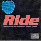 Soundtrack - Ride CD 1998  (PA) [Tommy Boy ] 24HR POST