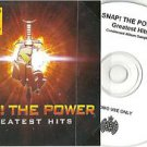 Snap! The Power (Greatest Hits) -CONDENSED PROMO- (CD 2008) Shortened 22 Tracks