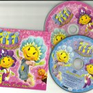 FIFI and The Flowertots - Fifis First Album CD + DVD 2007 / 24HR POST