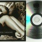Rox - Memoirs -FULL PROMO- (CD 2010)  24HR POST