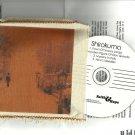 Shirokuma - Town of Snowy Loops EP  RARE Cotton Screenprint Cover & A4 PR Sheet