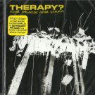 Therapy? - Never Apologise, Never Explain ( ECD Inc. 2 Video's) 2004 / 24HR POST