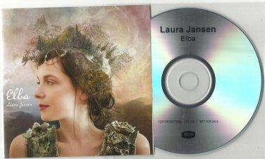 Laura Jansen - Elba -OFFICIAL FULL PROMO-  (CD 2013) 24HR POST