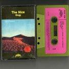 The Nice - Elegy RARE ORIGINAL CASSETTE 1971 CHARISMA ZCCAS 1030