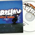 Frantic Frank - The Hardway -OFFICIAL FULL PROMO- CD 2008 Feat Peaches - Logic