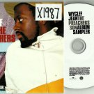 Wyclef Jean - The Preachers Son -6 TRACK SAMPLER- CD 2003 / 24HR POST