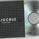 Taio Cruz - Departure -RARE OFFICIAL PROMO- (CD 2008) Numbered 24HR POST