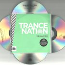 Various : Trance Nation: The Collection -OFFICIAL FULL PROMO- 4xCD 2010 Ministry
