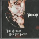 Valkyr - The Mirror Has Two Faces CD 2008 Casket / 24HR POST
