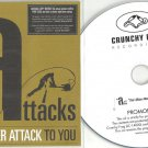 Thee Attacks - That's Mister Attack to You -FULL PROMO- (CD 2011) 24HR POST