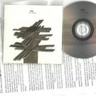 Arms - Kids Aflame -FULL PROMO- (CD 2008) With PR Press A4 / 24HR POST