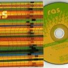 Ras - Rhythmic Altered State -FULL PROMO- (CD 2002) 24HR POST