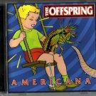 The Offspring : Americana ECD 1998 Enhanced- COLUMBIA  / 24HR POST