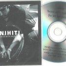 Nihiti - Faced with Splendour -FULL PROMO- CD [Lo-Bit Landscapes] 24HR POST