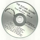 Future Sound Of London : From Archives -OFFICIAL ALBUM PROMO- CD 2007 /24HR POST