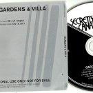 Gardens & Villa - Gardens & Villa -FULL PROMO- CD 2011 / 24HR POST