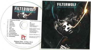 Filterwolf - Music from Tomorrow -FULL PROMO- (CD 2010) 24HR POST