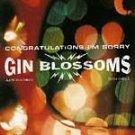 Gin Blossoms - Congratulations I'm Sorry CD 1996 A&M  24HR POST