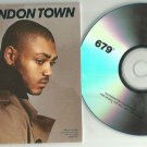 Kano - London Town -RARE FULL PROMO- (CD 2007) Numbered / 24HR POST