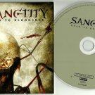 Sanctity - Road to Bloodshed -FULL PROMO- (CD 2007) RoadRunner / 24HR POST