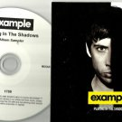 Example - Playing in the Shadows -ALBUM SAMPLER PROMO- CD 2011 / 24HR POST