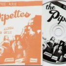 The Pipettes - We Are The Pipettes -FULL PROMO- (CD 2006) 24HR POST