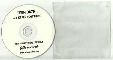 Teen Daze - All of Us Together -FULL PROMO- (CD 2012) 24HR POST