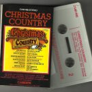 Various - Christmas Country CASSETTE Camden 495 Stereo / 24HR POST