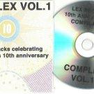 Various - Complex, Vol.1 -FULL PROMO- (CD 2012) LEX Records - MF DOOM -Xeno -Jel