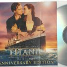 TITANIC - Remastered Edition -OFFICIAL PROMO-  2xCD 2012  J Horner / I Salonisti
