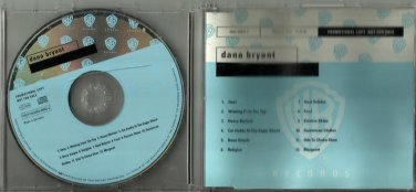 Dana Bryant : Wishing From the Top -FULL PROMO- CD 1996 /24HR POST