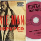 Beenie Man - Undisputed -FULL PROMO- [PA] (CD 2006) 24HR POST