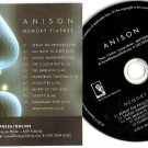 Anison - Memory Flashes -FULL PROMO- CD 2012 / 24HR POST