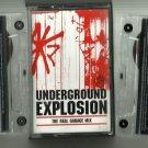 Various - Underground Explosion - The Garage Mix (2xCassette 2000) TAPE