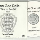 Goo Goo Dolls : Dizzy Up the Girl -OFFICIAL ALBUM PROMO- CD 1998 /24HR POST