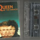 Queen - The Miracle  Cassette 1989 Parlophone  / 24HR POST