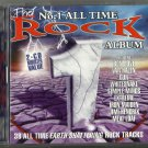 Various - No. 1 All Time Rock Album (2xCD 1995) ELO - INXS - Thin Lizzy -Thunder