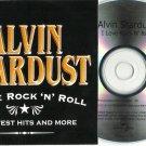 Alvin Stardust - I Love Rock N Roll -OFFICIAL FULL PROMO- Greatest Hits CD 2010