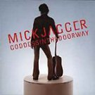 Mick Jagger - Goddess In The Doorway (CD 2001) POSTER COVER /24HR POST