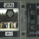 PULP - Different Class CASSETTE 1995 Island CHROME DOLBY TAPE