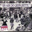 Un air de Guinguettes BOXSET  4 x CD 2005 Sidney Bechet - Zinzin - Mouloudji