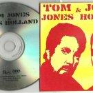 Tom Jones & Jools Holland -OFFICIAL ALBUM PROMO- (CD 2004) 24HR POST