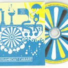 Steamboat Cabaret : Happy Go Lucky -OFFICIAL ALBUM PROMO- (CD 2012) 24HR POST