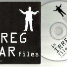 Irregular Files 14 -OFFICIAL MUTE PROMO- (CD 1999) Echoboy -Luke Slater -SFT-NON