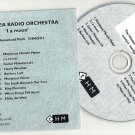 North Sea Radio Orchestra - I A Moon -official album promo- CD 2011 / 24HR POST