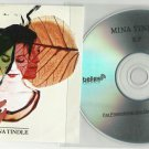 Mina Tindle - EP -OFFICIAL FULL PROMO- CD 2011  5 Tracks / 24HR POST