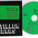 The Sparrow and the Workshop - Crystals fall -OFFICIAL ALBUM PROMO- CD 2010