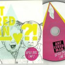 Antlered Man - Giftes Parts 1&2 -FULL PROMO- (CD 2012) 24HR POST