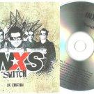 INXS - Switch -OFFICIAL ALBUM PROMO- (CD 2006) RARE / 24HR POST